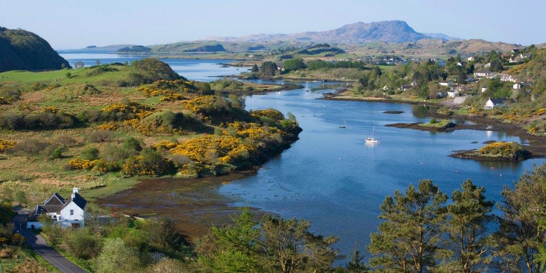 Isle of Seil, Argyll, Scotland