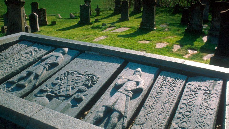 Kilmartin Glen Standing Stones Argyll Lochgilphead