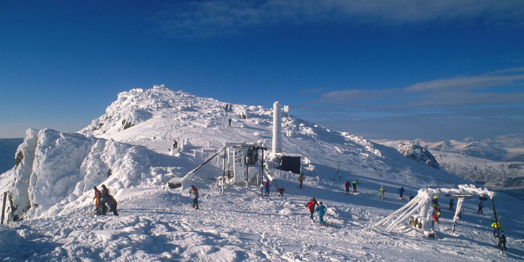 Glencoe Mountain Centre, skiing, snowboarding